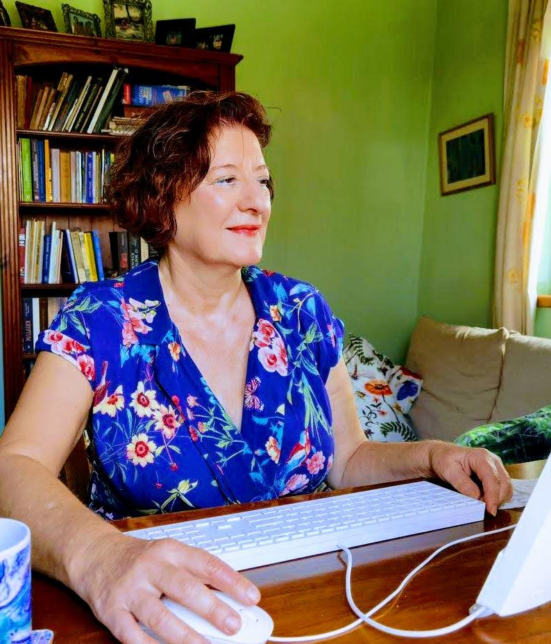 maria author